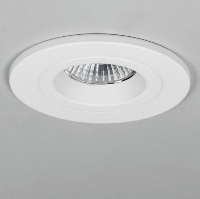 12V Badezimmer-Einbaustrahler IP65, feuerbeständig, in Weiß | WOHNLICHT