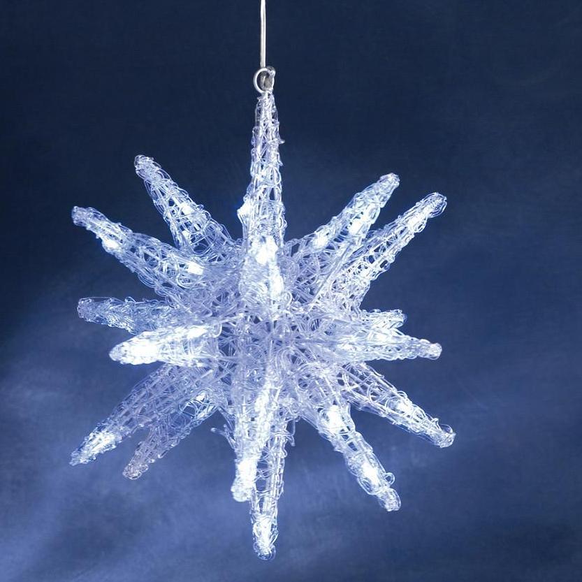 Stern Weihnachtsbeleuchtung.3 D Stern Für Innen Led Weihnachtsbeleuchtung