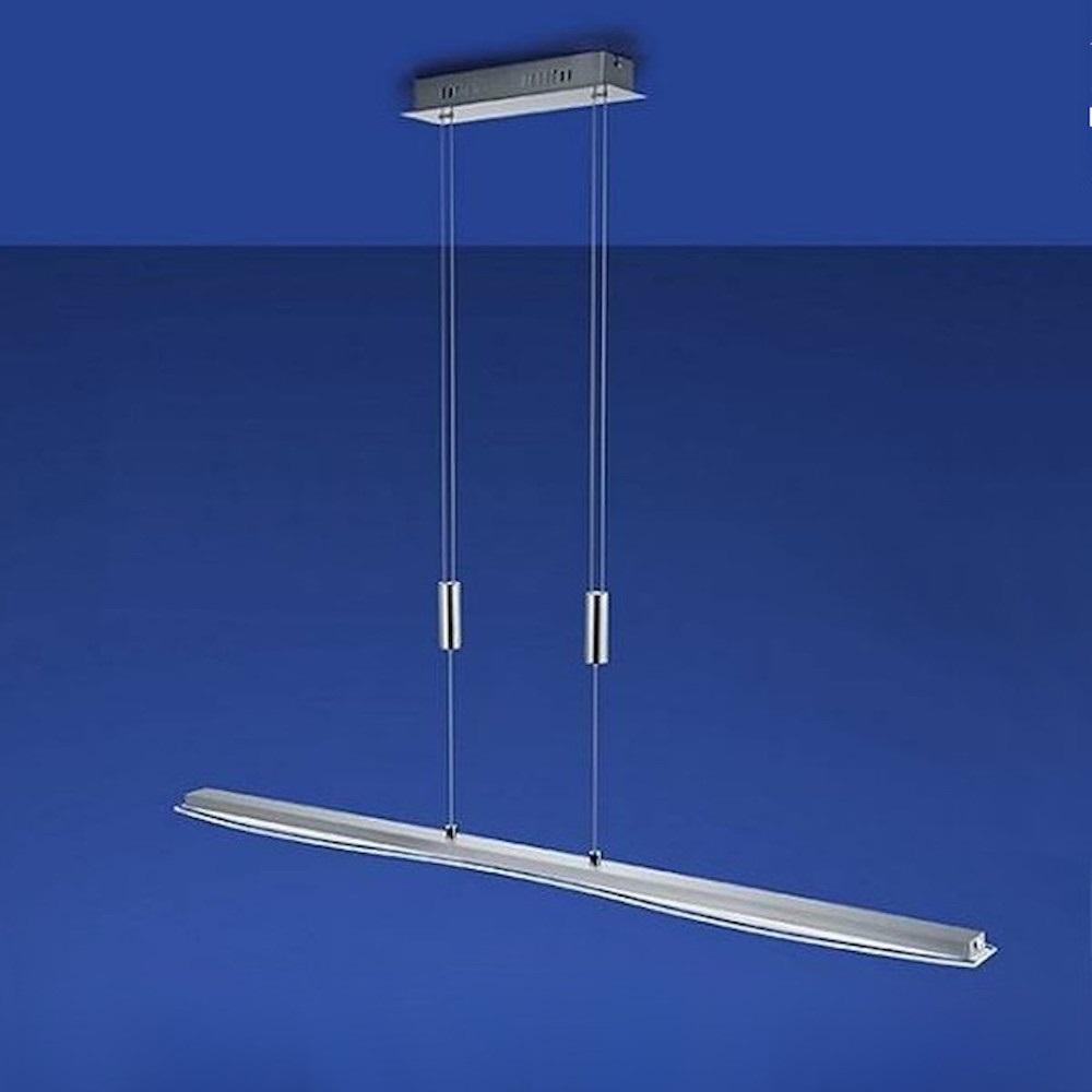 B-Leuchten LED-Pendelleuchte Padua mit Farbwechsel | WOHNLICHT