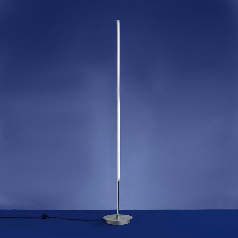 B-Leuchten Schlanke LED-Stehleuchte - schwenkbar | WOHNLICHT