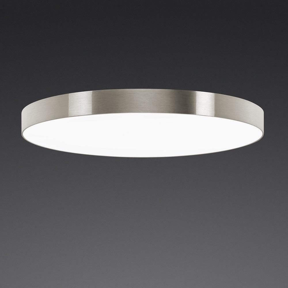 Bezaubernd Deckenlampe Led Rund Beste Wahl Hufnagel Led-deckenleuchte Aurelia X, Silber, 2700k