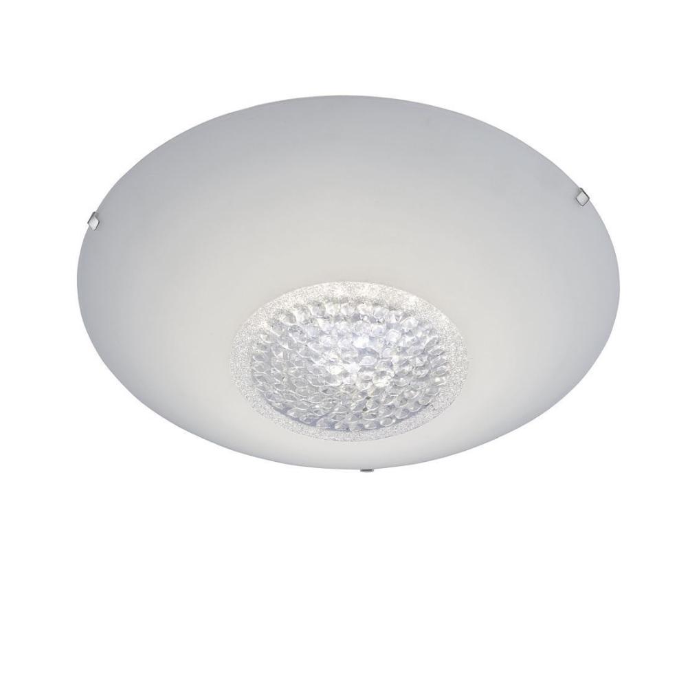 Kristall LED Deckenleuchte Anna mit LED-Switchmo ® | WOHNLICHT