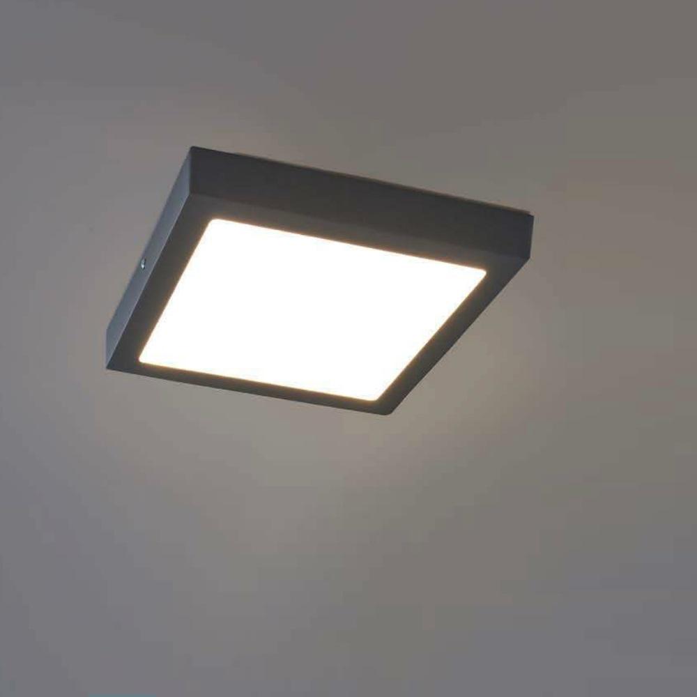 LED Außenleuchte Argolis für Wand oder Decke   WOHNLICHT