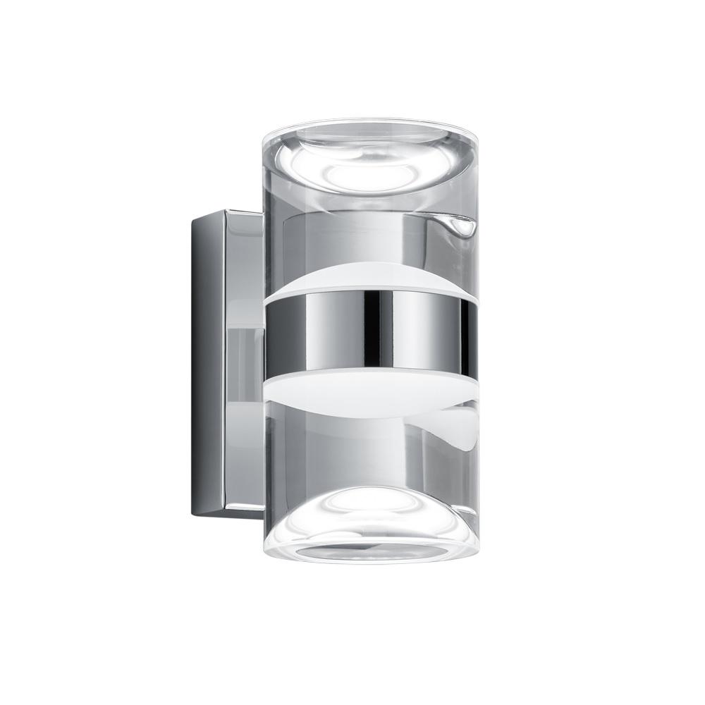 LED Badezimmer Wandleuchte Brian 2-flammig | WOHNLICHT