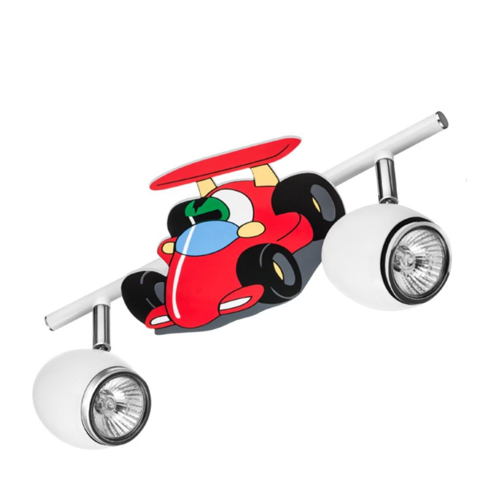 LED Deckenstrahler Kinderzimmer Car | WOHNLICHT