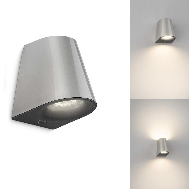 LED Außenwandleuchte Down Light