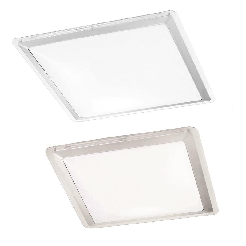LED-Badezimmerleuchte in zwei Größen 12W oder 20W 3000K IP44 | WOHNLICHT