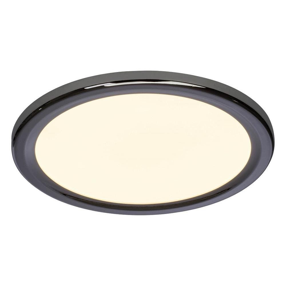 LED Deckenleuchte 20W rund D=20cm, 2000K warmweiß IP20 Badezimmer ...