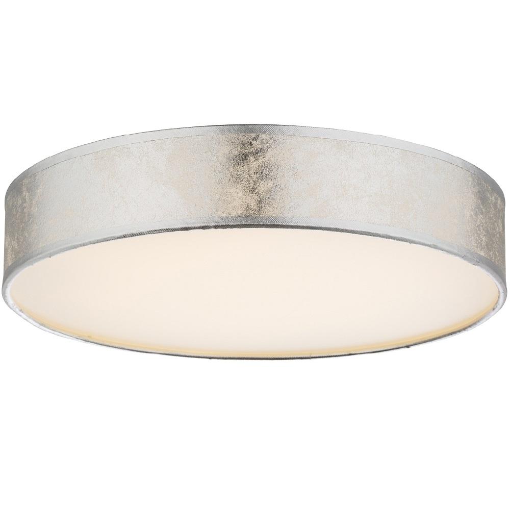 LED Deckenleuchte Amy silber metallic, 2 Größen | WOHNLICHT