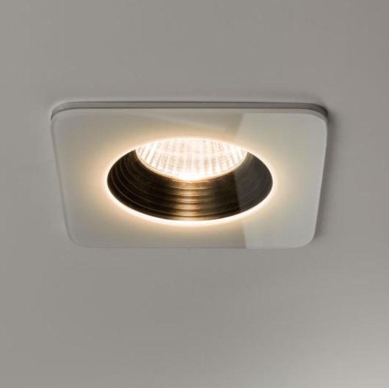 LED-Einbaustrahler, Badstrahler, IP65, ohne Treiber, LED geeignet ...