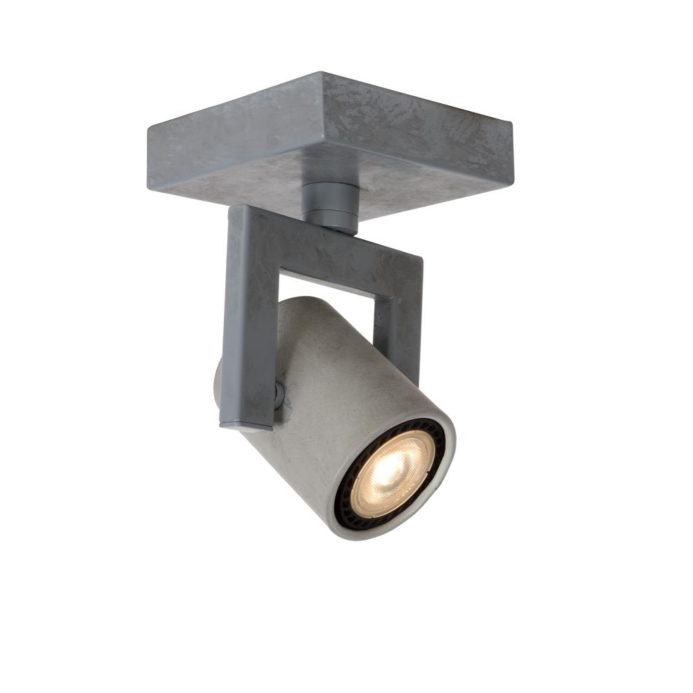 LED-Strahler Conni von Lucide in grau | WOHNLICHT