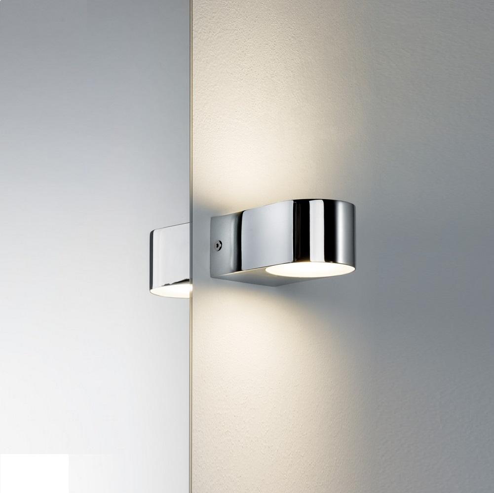 Led Wandleuchte Up And Down Lichtaustritt 2x 35 Watt Led Wohnlicht