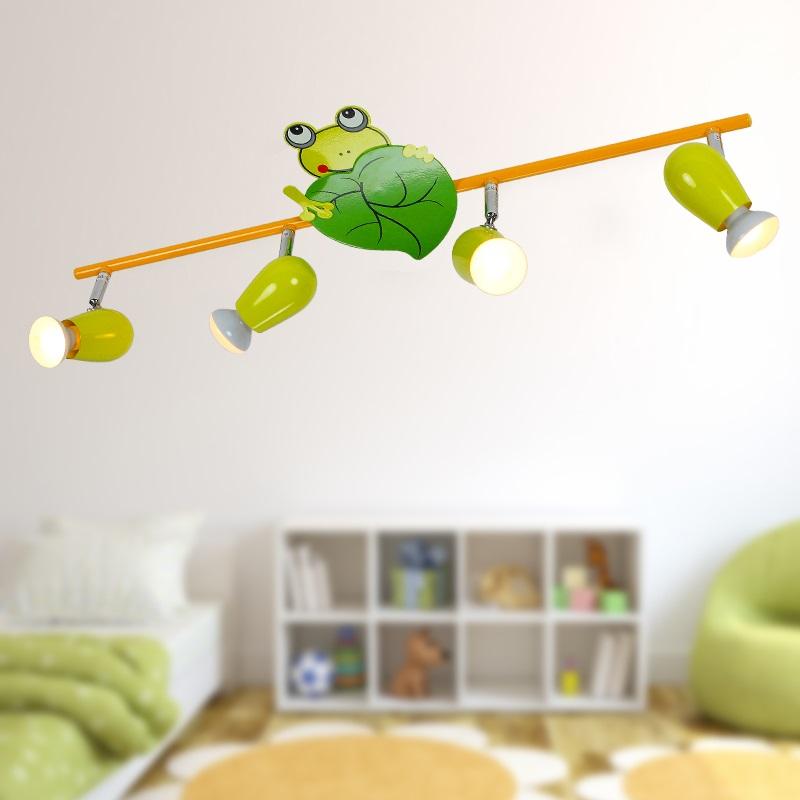 Deckenstrahler Kinderzimmer niedliche froschleuchte für ihr kinderzimmer deckenstrahler 4
