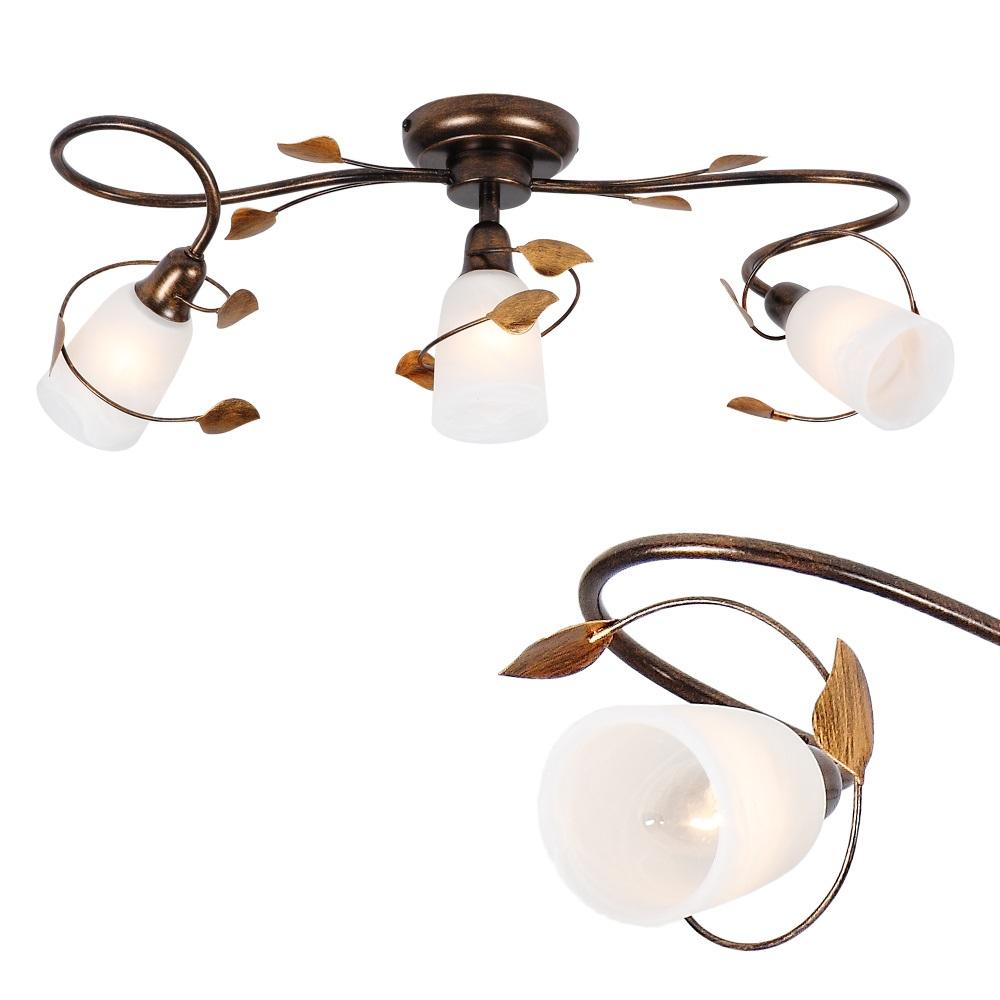 Dimmbare Deckenleuchten & Deckenlampen mit Dimmer | WOHNLICHT