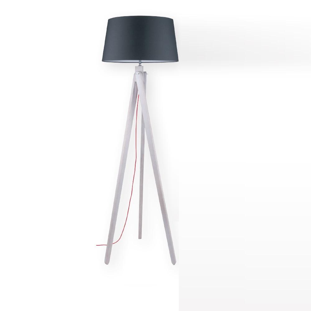 Einzigartig Stehlampe Mit Schirm Das Beste Von Stehleuchte Rune Ø 50cm, Holz Und Wählbar