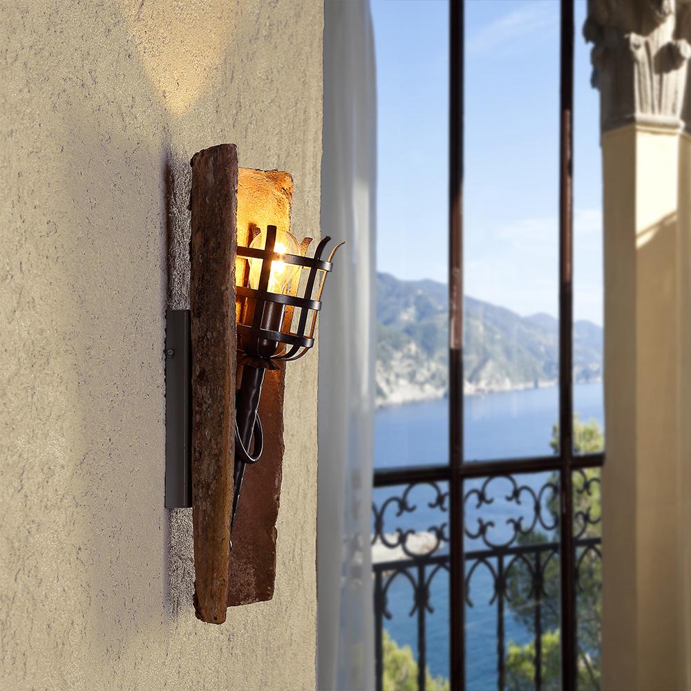 Entzuckend Finest Wandleuchte Dungeon Mediterrane With Landhaus Lampen