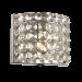 Kristall-Wandlampen