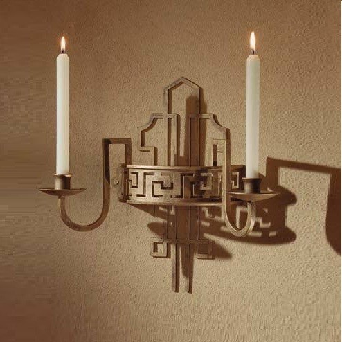 Robers Leuchten 2-flammiger Kerzenleuchter mit ...