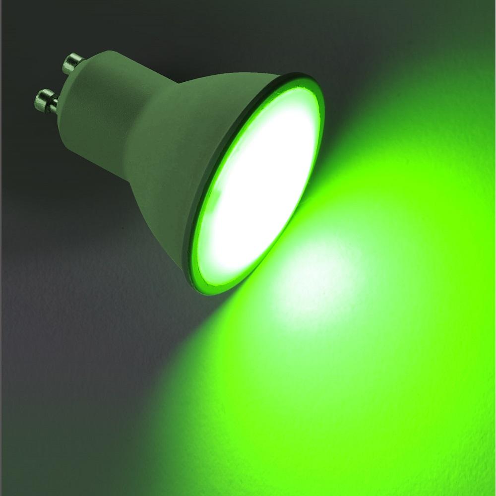 Leuchten Direkt 3Watt GU10 LED Leuchtmittel mit...
