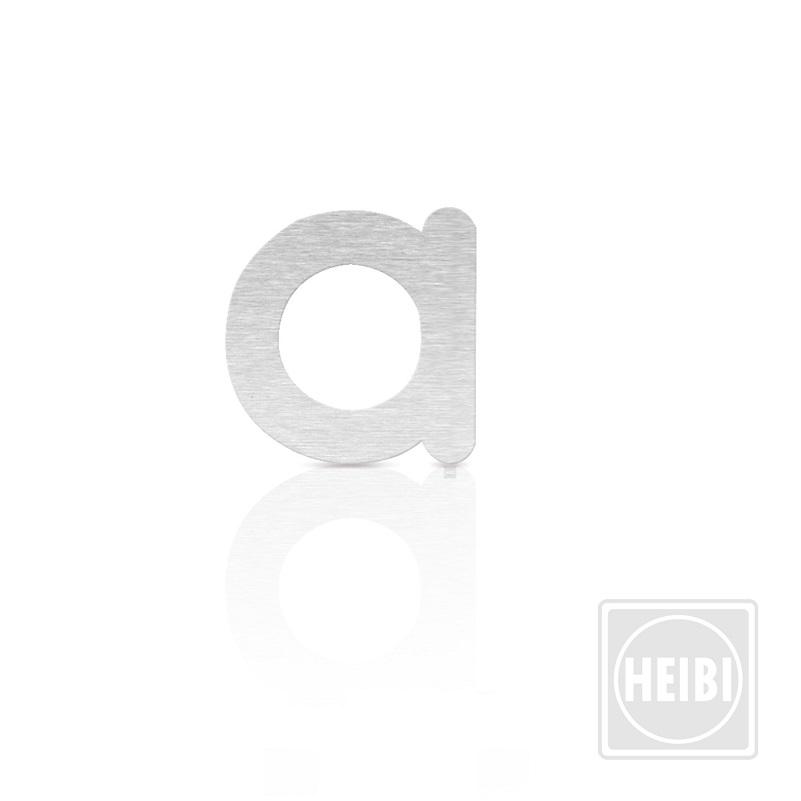 Heibi Hausnummer in XXL Höhe 30 cm, Buchstabe a Hausnummer a 64250-072 | Lampen > Aussenlampen > Hausnummern | Heibi
