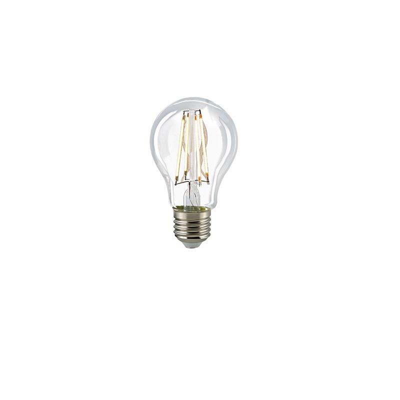 A60 AGL LED Filamentlampe klar  2700K dimmbar - 4,5 Watt