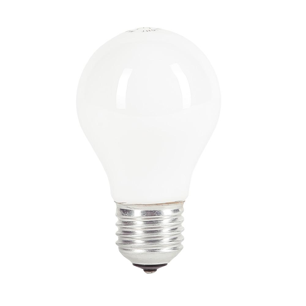 A60  E27 Leuchtmittel opal - 60Watt