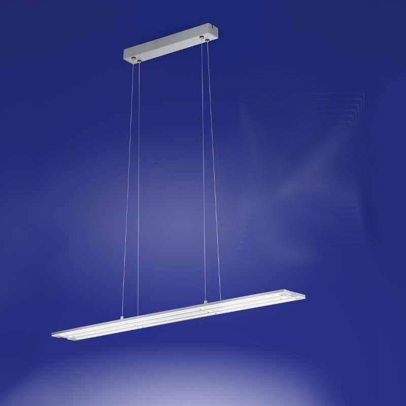 B-Leuchten LED-Pendelleuchte Helios
