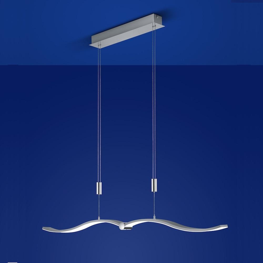 B-Leuchten LED-Pendelleuchte Wings mit Sensordimmer