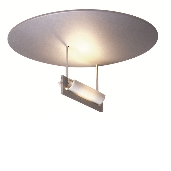 Deckenleuchte Round About von Oligo mit Glas, 2 Größen