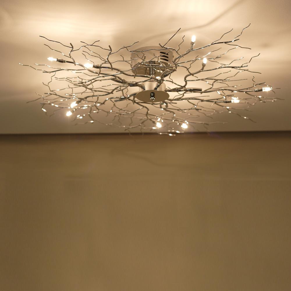 deckenleuchten kaufen deckenlampen wohnlicht. Black Bedroom Furniture Sets. Home Design Ideas