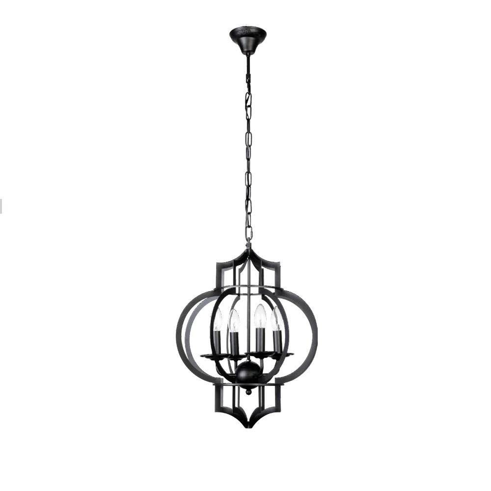 Dekorative Landhaus-Pendelleuchte , Ø 40 cm