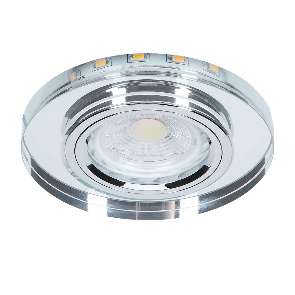 LHG Dekorativer Dekor-Einbauspot mit GU10 LED 7Watt