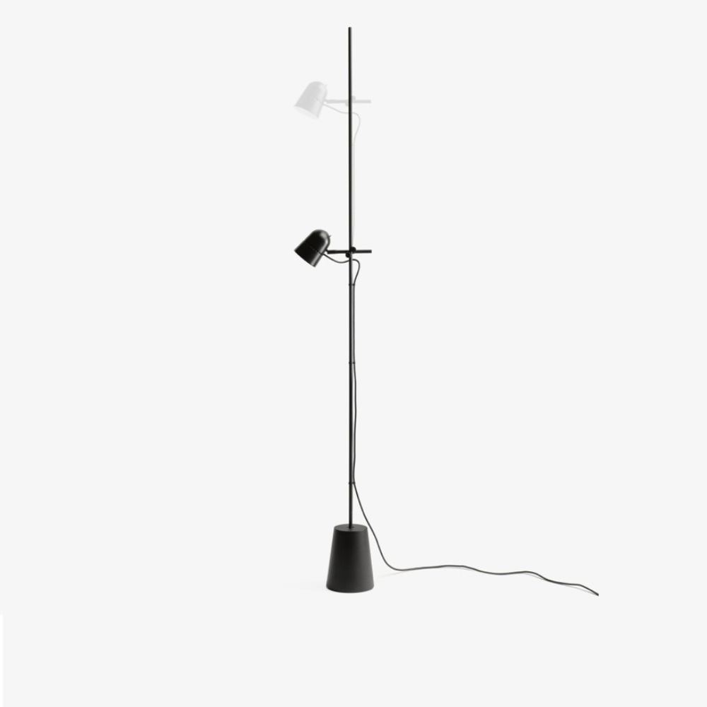Dimmbare LED Standleuchte Counterbalance , LED 12Watt