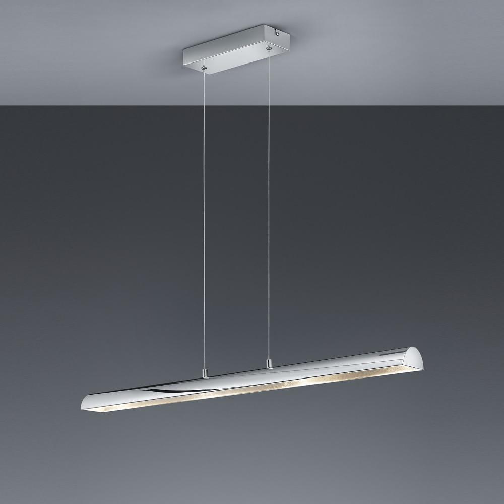 Trio Dimmbare LED-Pendelleuchte Romino 100 cm, ...
