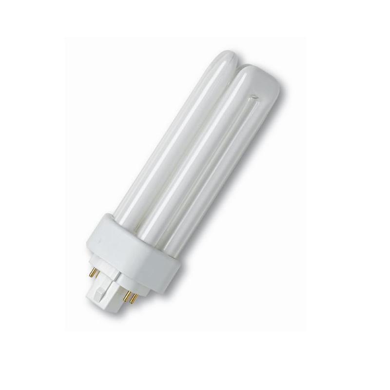 Osram Energiesparlampe Dulux T/E Plus GX24q-4 für EVG 42W warm white 3000K 425641 | Lampen > Leuchtmittel > Energiesparlampen | White | Osram