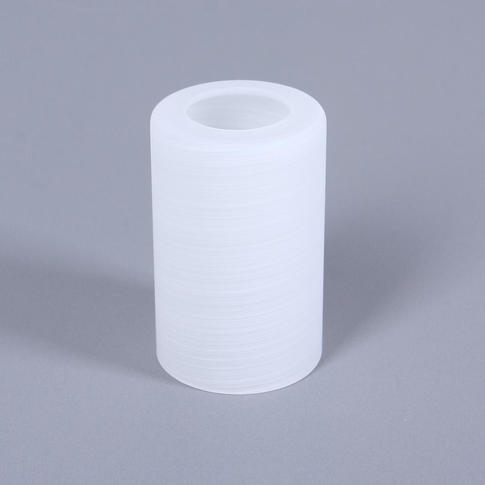 Ersatzglas weiß Glas Ø Öffnung= 3 cm