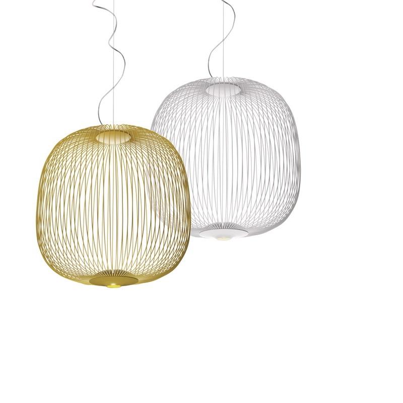 Foscarini LED-Pendelleuchte Spokes 2 - in 2 Farben