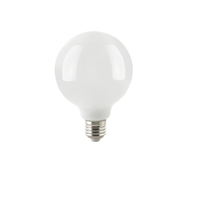 G95 LED Globelampe 95 mm E27 opal, 7 oder 8 Watt
