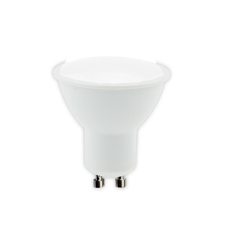 GU10 LED-Leuchtmittel weiß 5W 500lm switch&dim