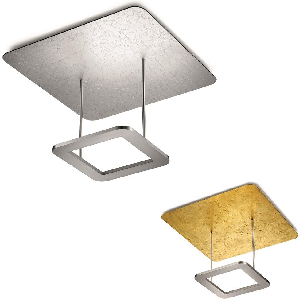 Knapstein Deckenleuchte in verschiedenen Oberflächen