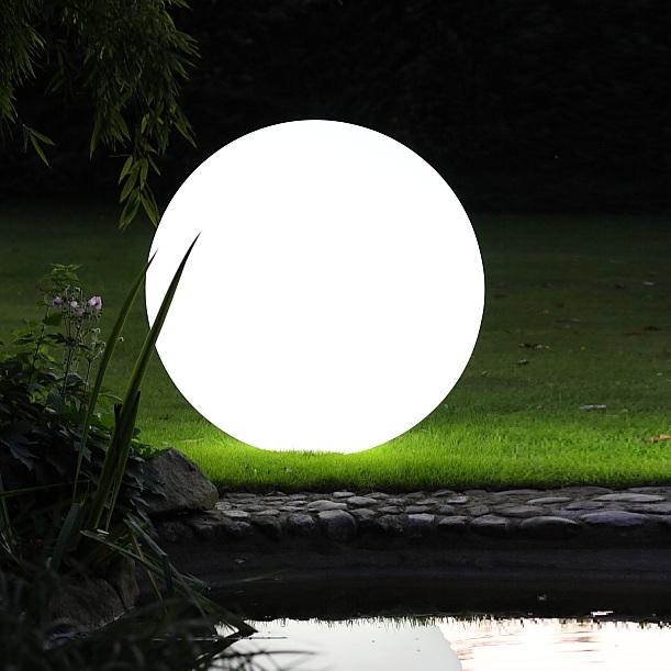Linea Light Kugelleuchte aus Polyethylen - bruch-beständig - Ø 115cm Oh 15166 | Lampen > Tischleuchten > Kugelleuchten | Polyethylen | Linea Light
