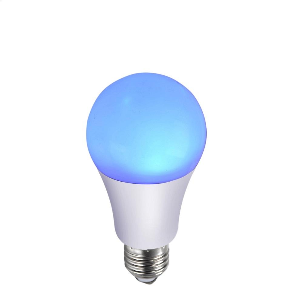 LED A60 AGL 5,5W  E27 Blau