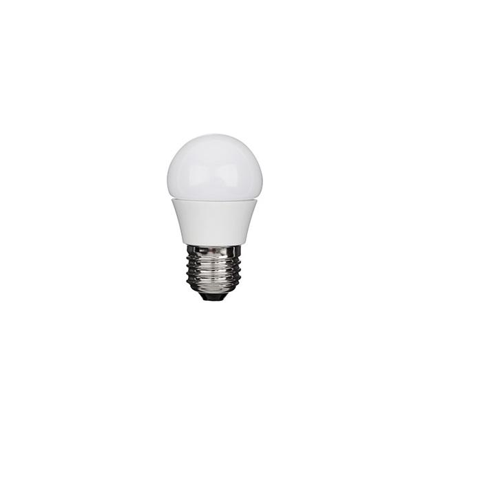 LED D45 E27 Leuchtmittel in Tropfenform  2700 Kelvin dimmbar - 5,5 Watt