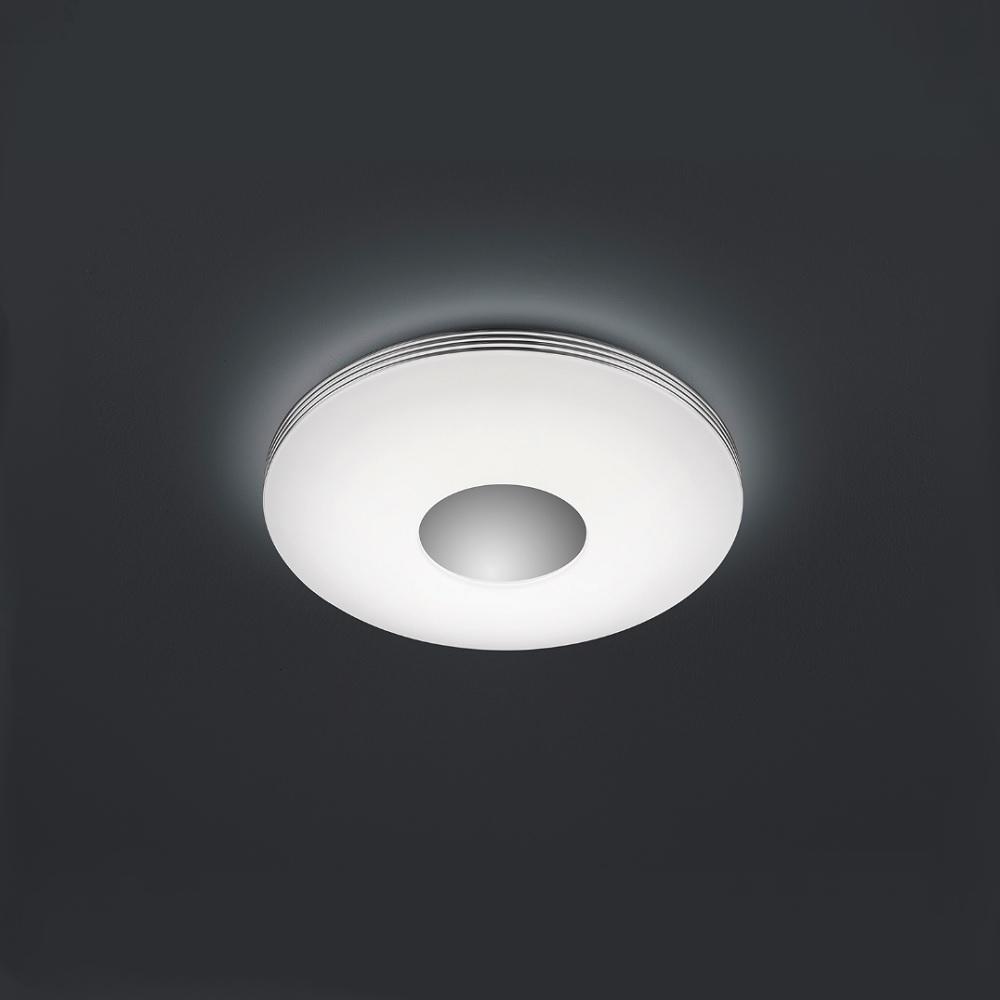 LED Deckenleuchte Castor per Fernbedienung dimmbar, CCT Lichtfarbwechsel 3000 - 5000 Kelvin