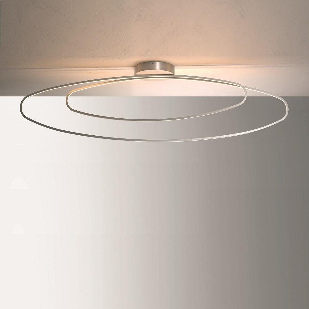 LED Deckenleuchte Flair mit umlaufender LED