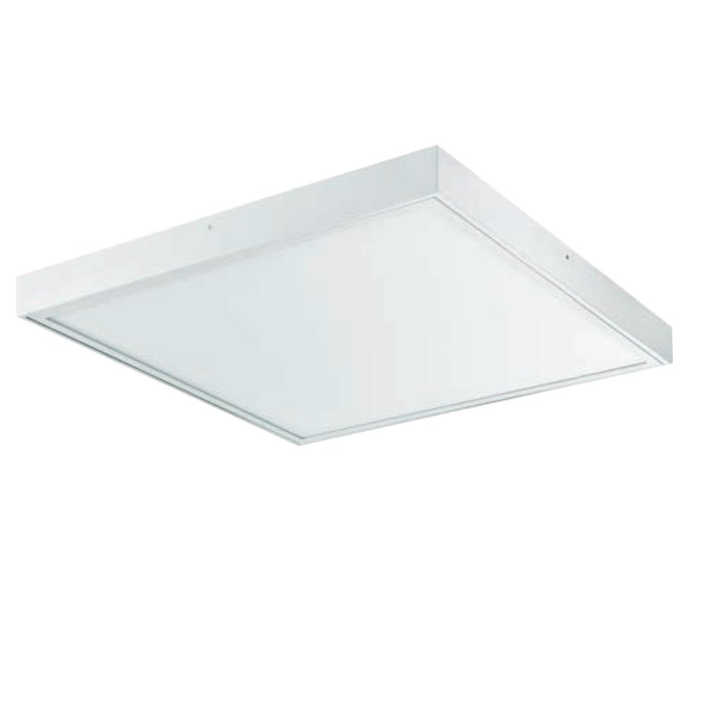 LED Deckenleuchte zur Beleuchtung größerer Objekte