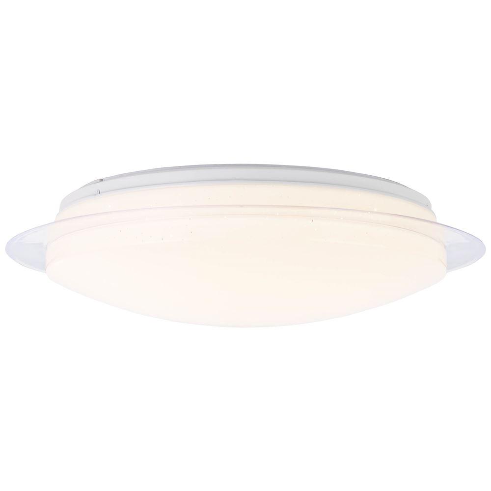 LED Deckenleuchte, D 45 cm, Sternhimmel, Smart Home, Lichtfarbe RGBW