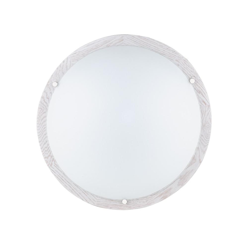 Spot-Light LED Deckenleuchte, Eiche weiß, inklu...