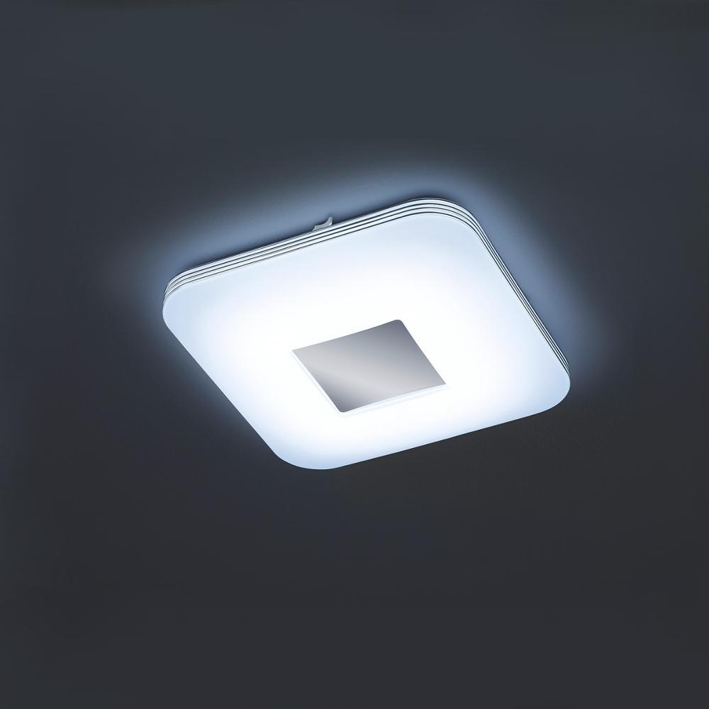 LED Deckenleuchte  inklusive 25W LED und Fernbedienung - 33 x 33 cm
