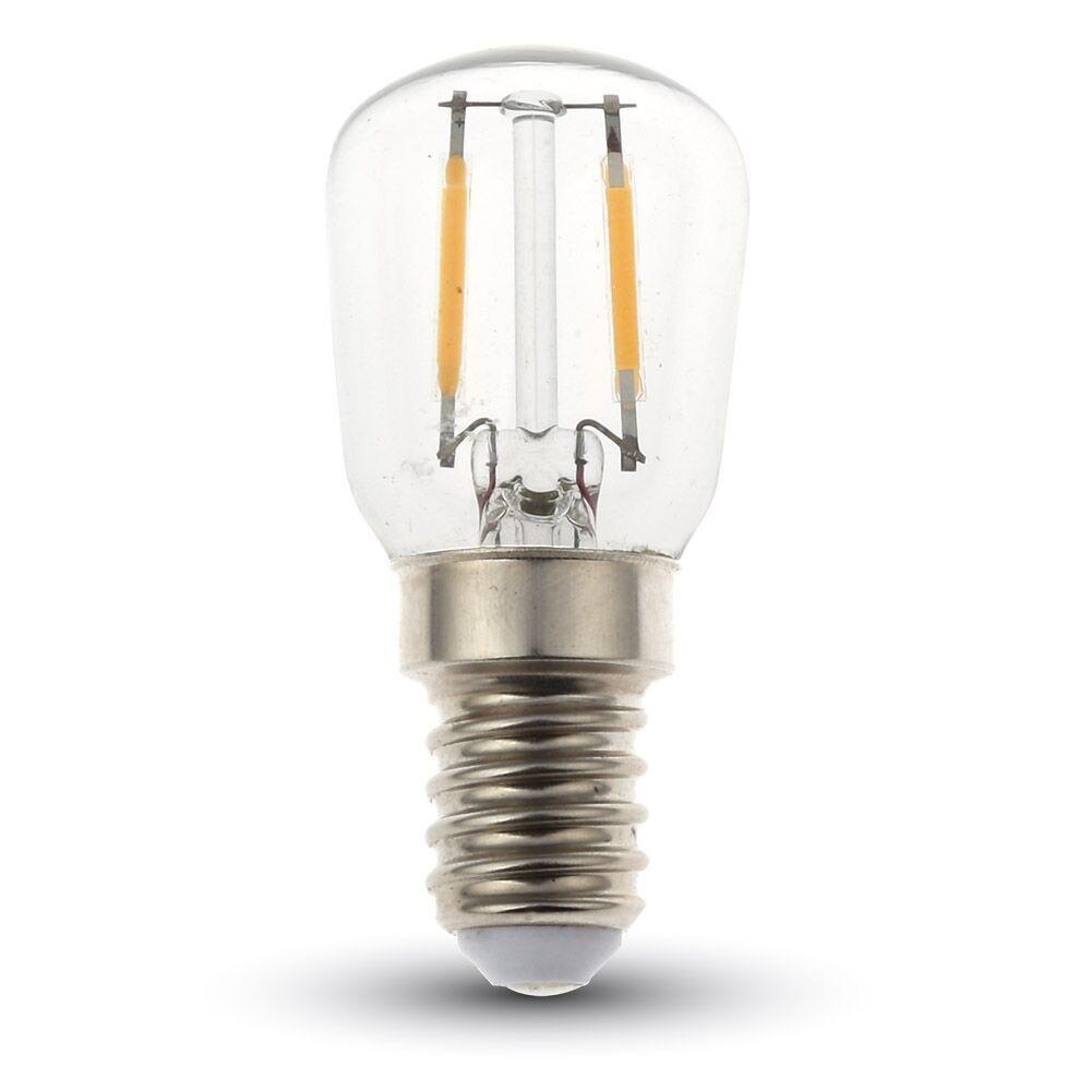 Apollo-LED LED Filament Leuchtmittel in Birnenf...